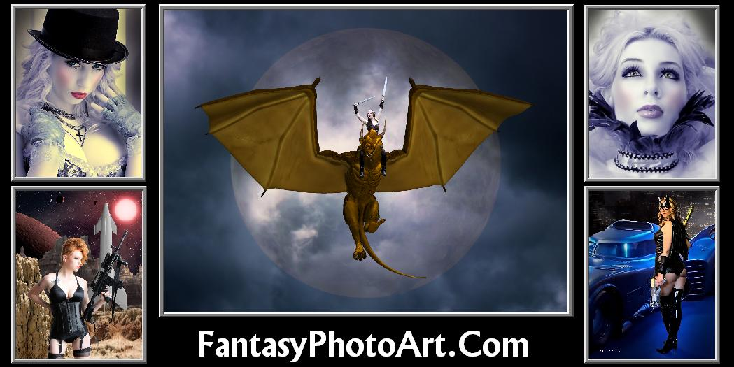 Fantasy Photo Art.com header