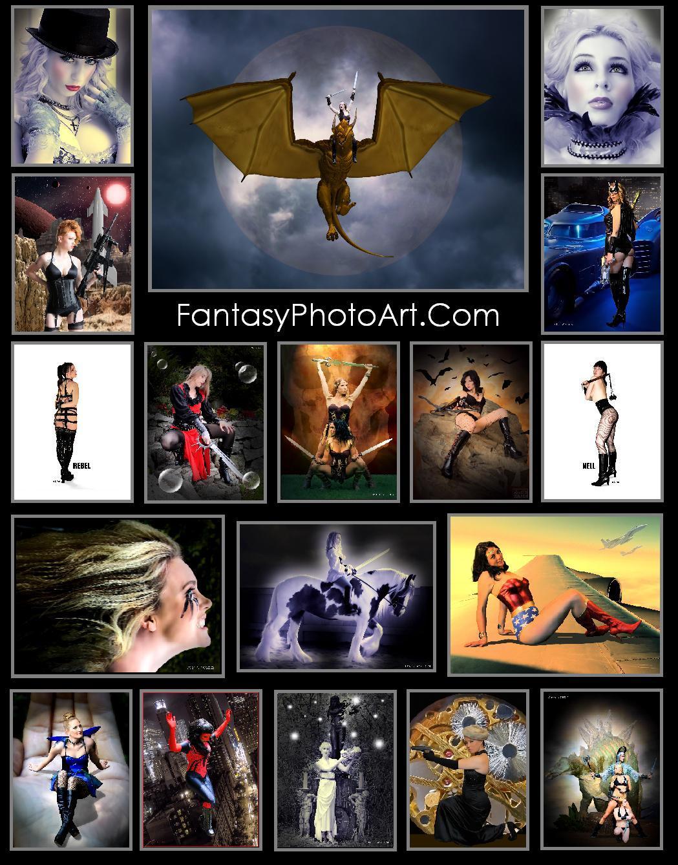 Fantasy Photo Art.com header